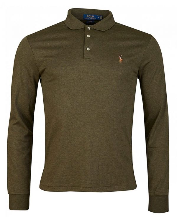 Custom Slim Fit Soft Touch Polo Shirt