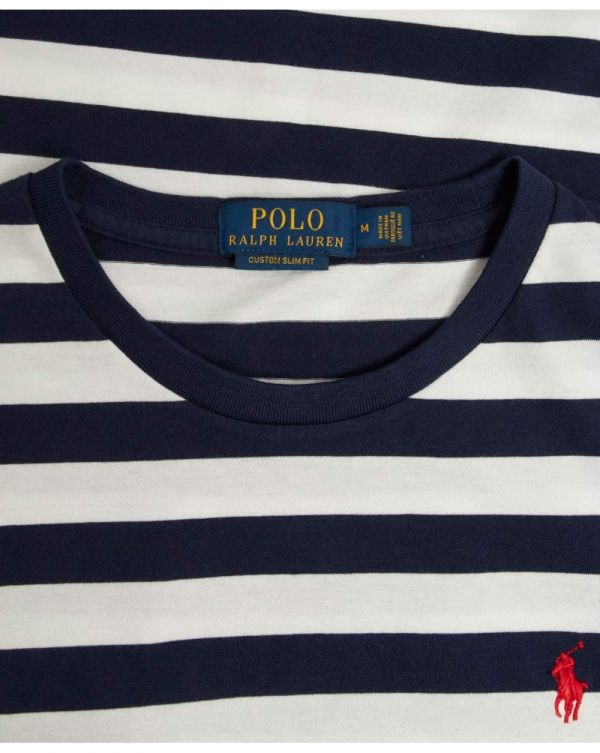 Short Sleeved Striped T-shirt