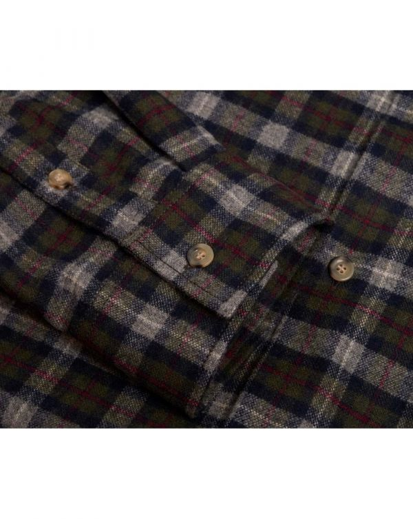 Land Flannel Checked Shirt