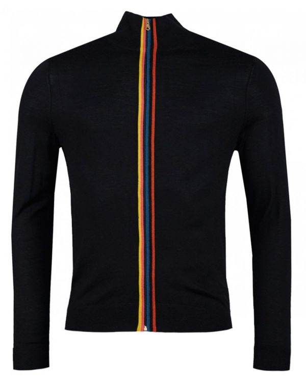 Full Zip Merino Jumper