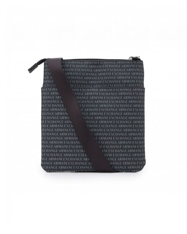 All Over Logo Pouch Bag
