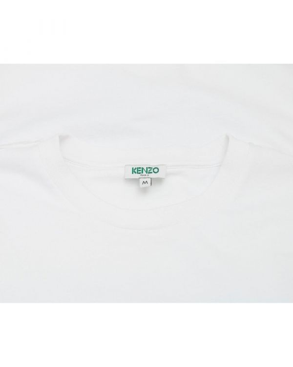 Rice Bag Straight Crew Neck T-shirt