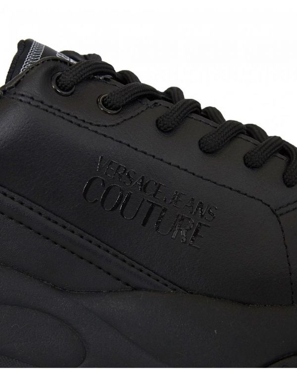 Extreme Leather Trainers