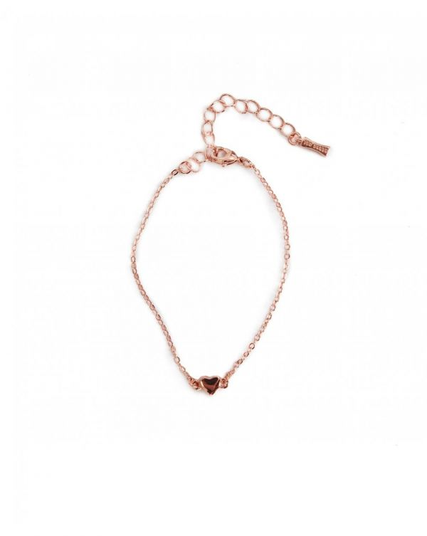 Harsa Tiny Heart Bracelet