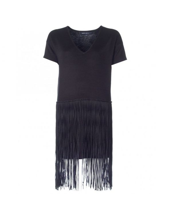 Spotlight Fringed Dress
