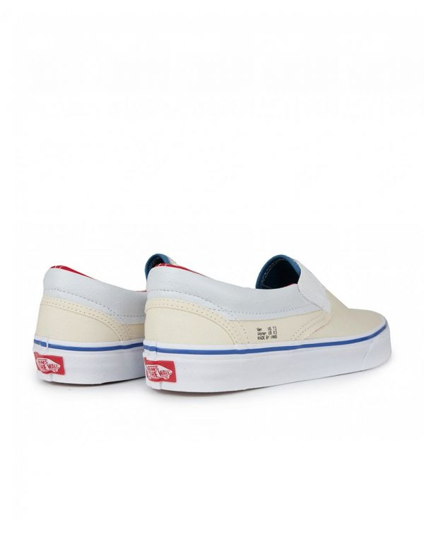 Classic Inside Out Slip On Trainers