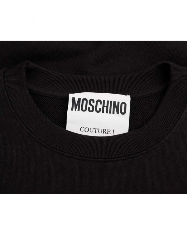 Moschino Shield Logo Sweater