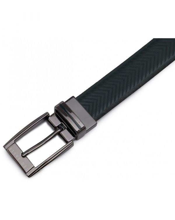 Hammok Herringbone Reversible Belt