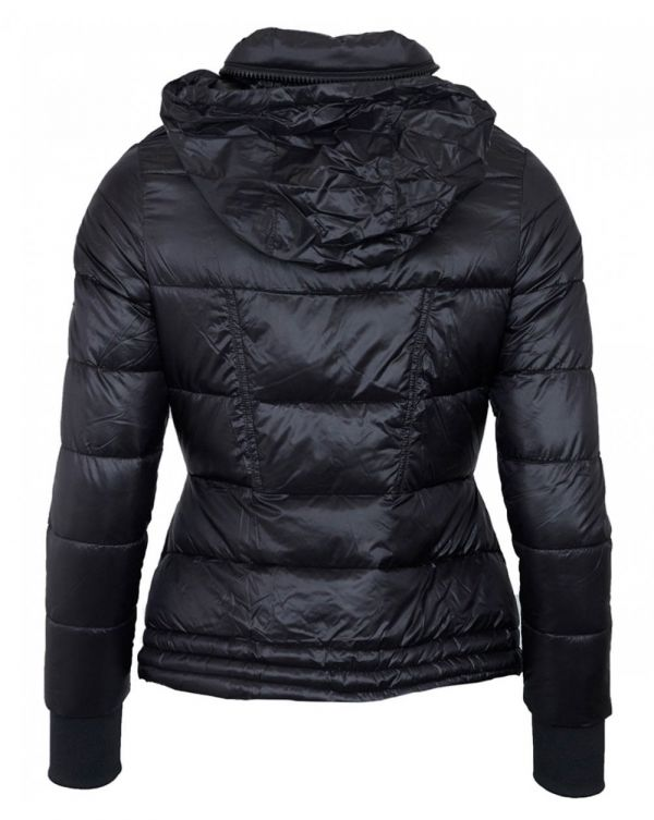 Axel Baffle Quilted Short Jacket