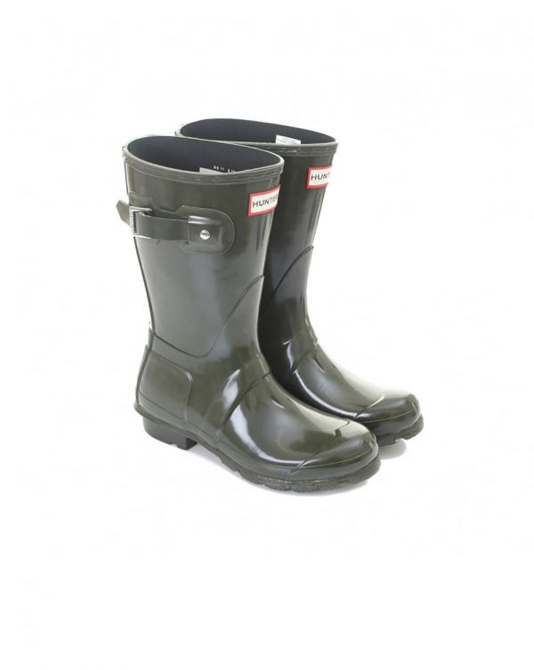 Original Short Gloss Welly Boots