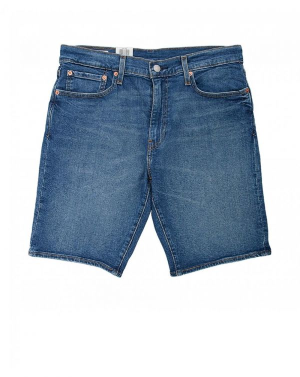 502 Tapered Fit Denim Shorts