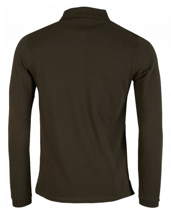 Beacon Long Sleeved Polo