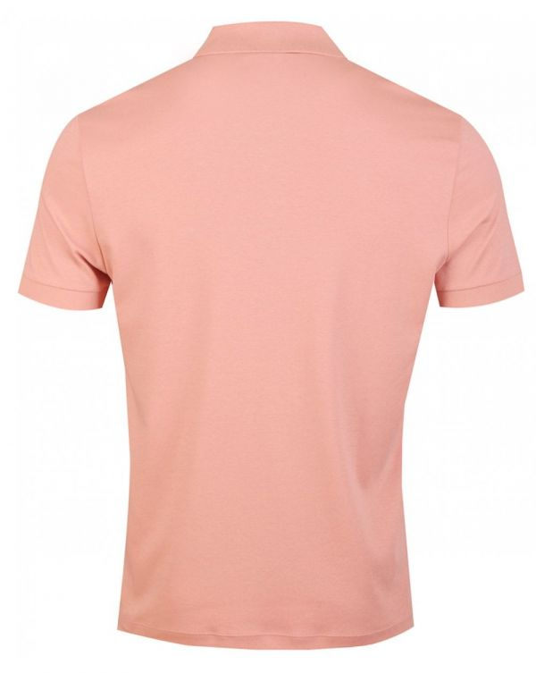 Short Sleeved Jersey Polo