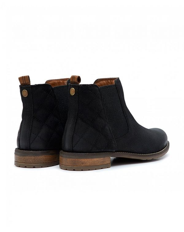 Abigail Leather Chelsea Boots