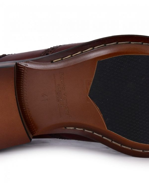 Falcon Leather Brogues