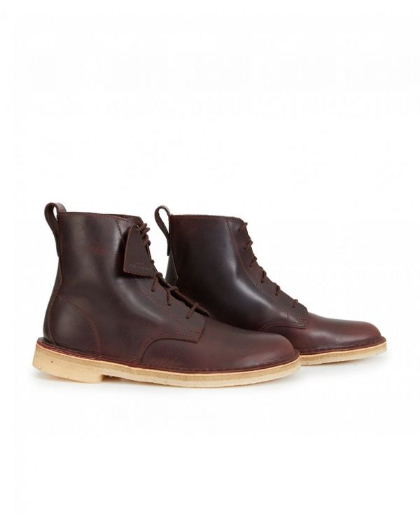 Desert Mali Leather Boots