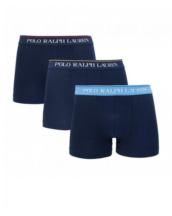 3 Pack Of Boxer Shorts