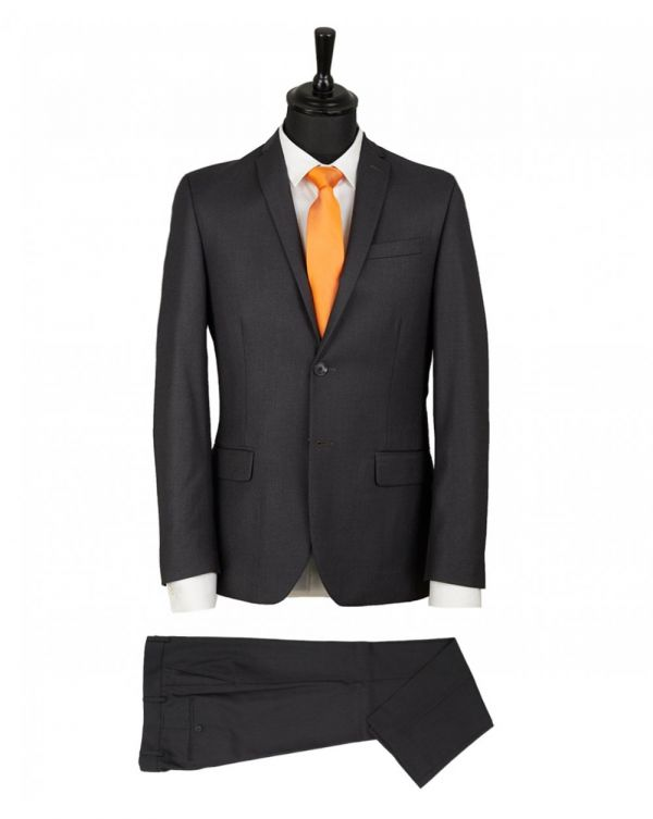 Twill Single Breasted Suit