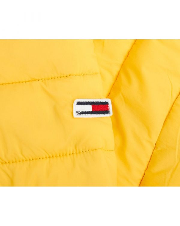 Quilted Tape Detail Jacket