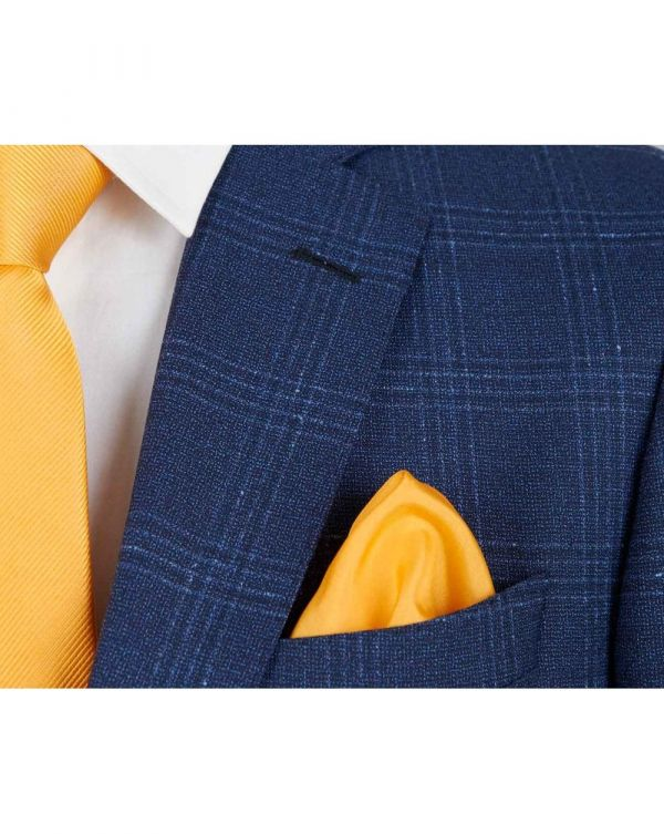 Hutson Gander Checked Suit