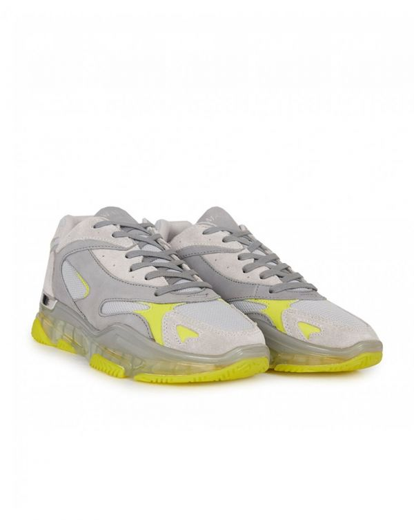 Lurus Clear Neon Trainers