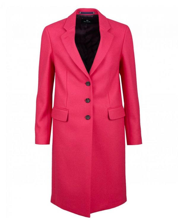 Epsom Wool Coat