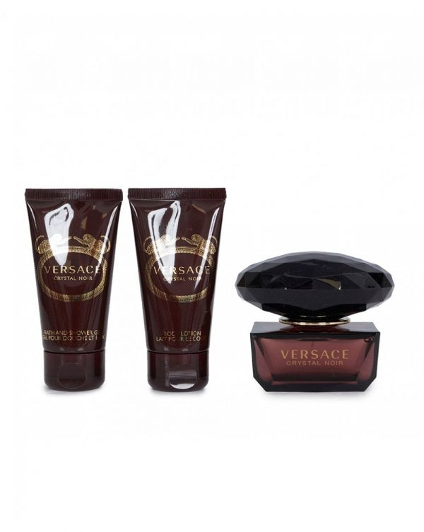 Versace Crystal Noir 50ml Gift Set