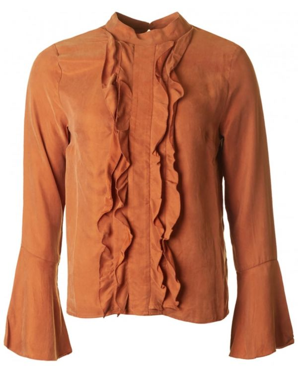 Glorious Frill Blouse