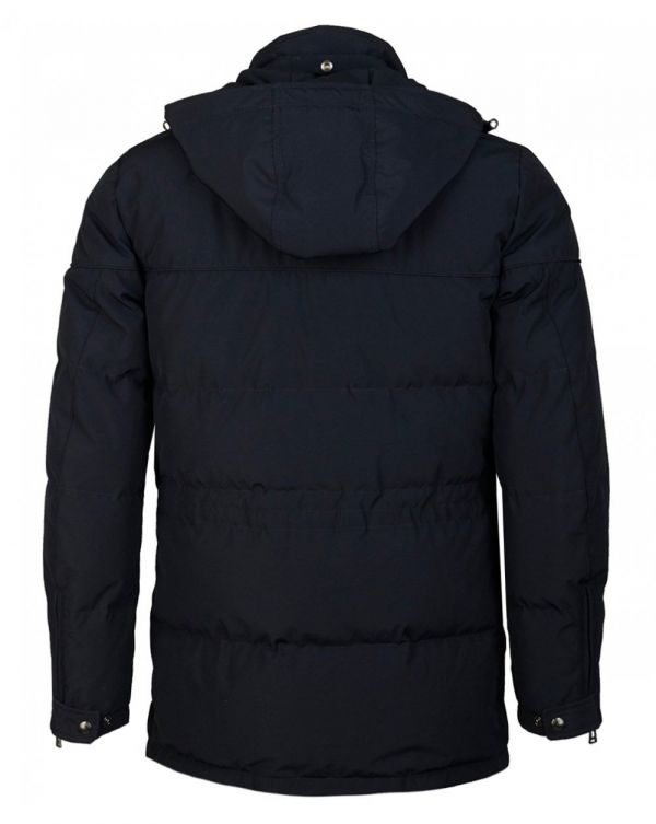 Treverse Quilted Parka