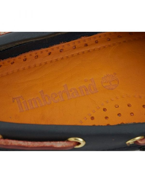 Eve Leather Boat Shoes
