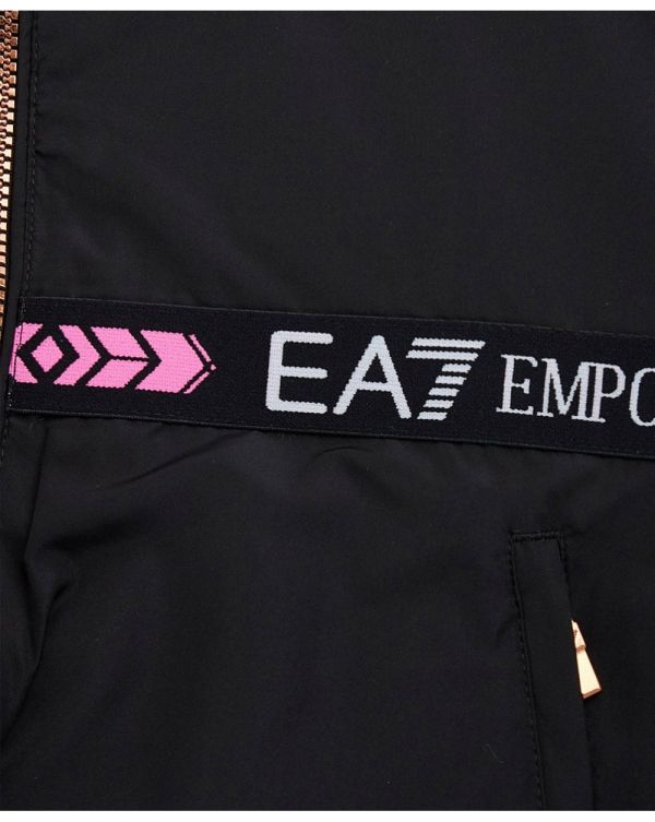Tape Logo Windbreaker