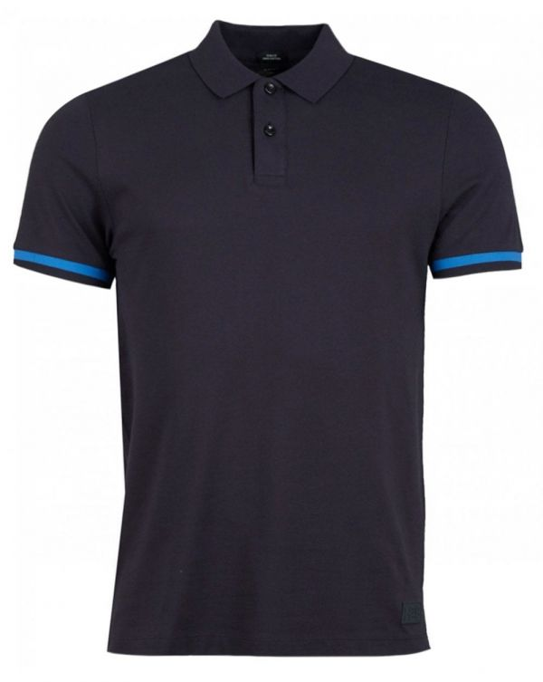 Phillipson Slim Fit Tipped Polo Shirt
