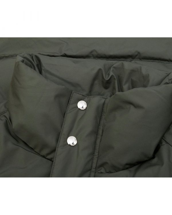 Fox Head Patch Down Jacket