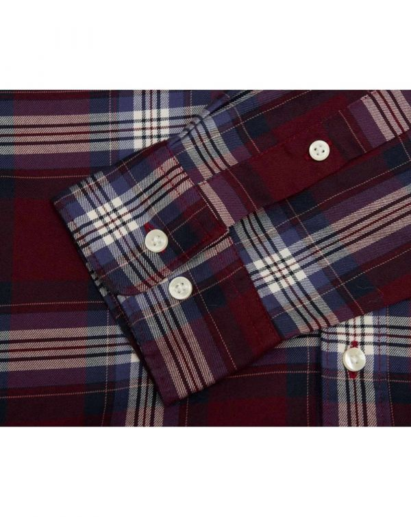 Highland Check 21 Tailored Fit Shirt