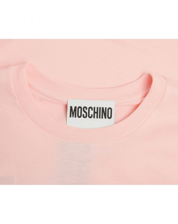 Large Moschino Logo T-shirt
