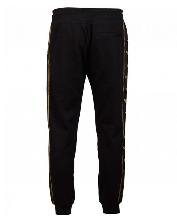 Taped Eagle Cuffed Slim Fit Joggers