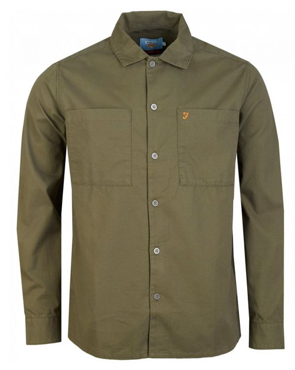 Dallam Over Shirt