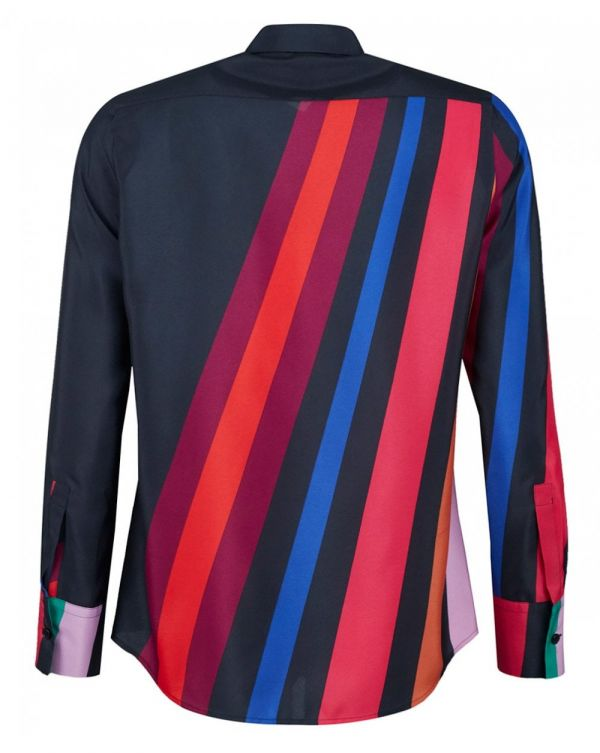 Rainbow Stripe Shirt