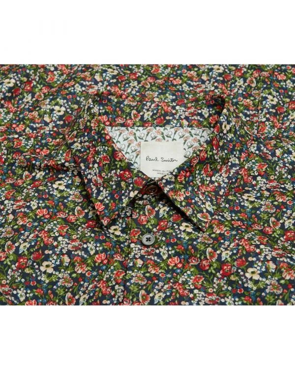 Liberty Print Mini Floral Shirt