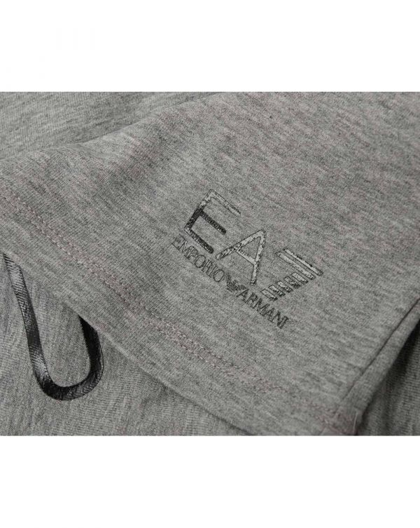Back Logo Cropped Hoody