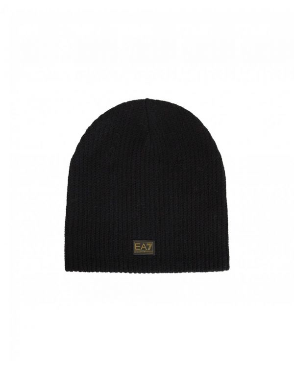 Gold Lable Ribbed Beanie