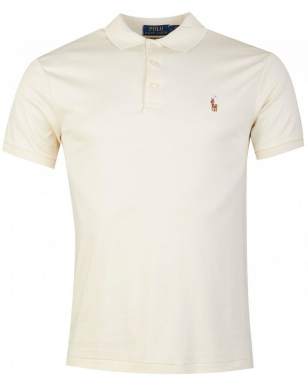 Custom Slim Fit Soft Touch Jersey Polo