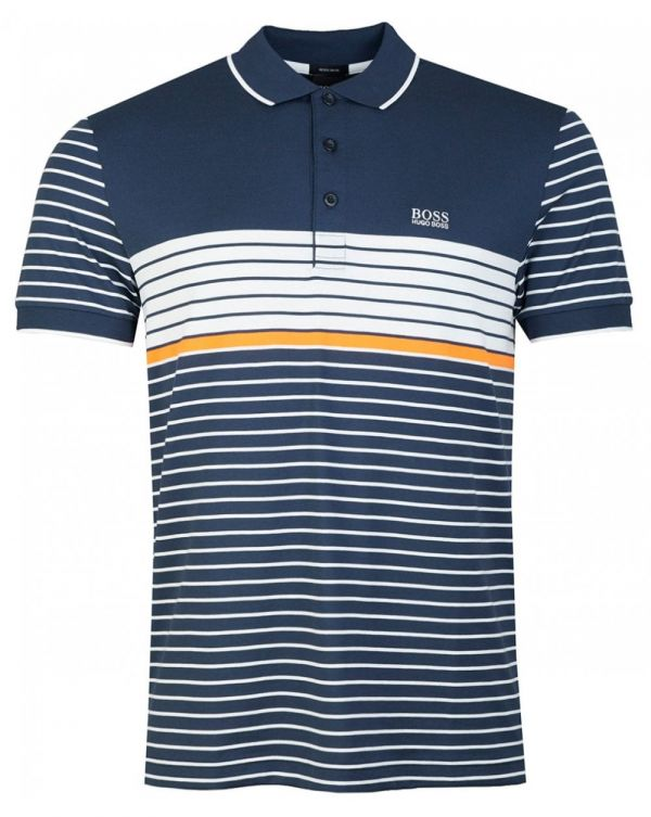 Paddy 7 Striped Polo