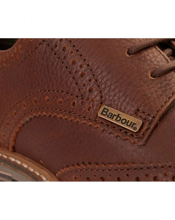 Barbour Bamburgh Leather Oxford Brogues