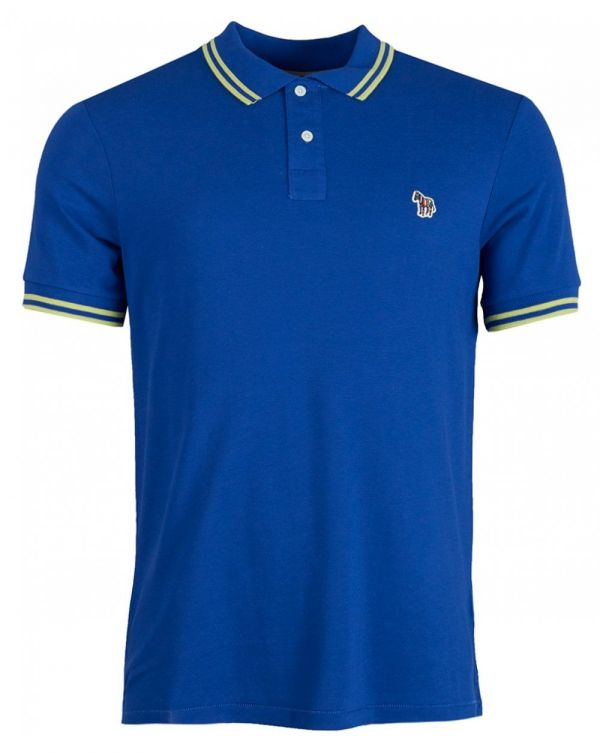 Supima Cotton Tipped Polo Shirt