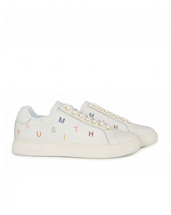 Lapin Letter Logo Trainers