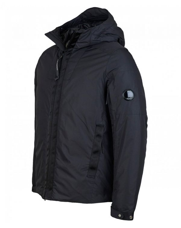Micro M Arm Lens Hooded Jacket