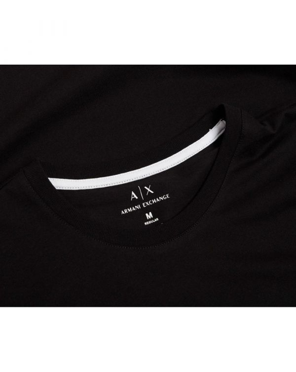3d Chest Logo Crew Neck T-shirt