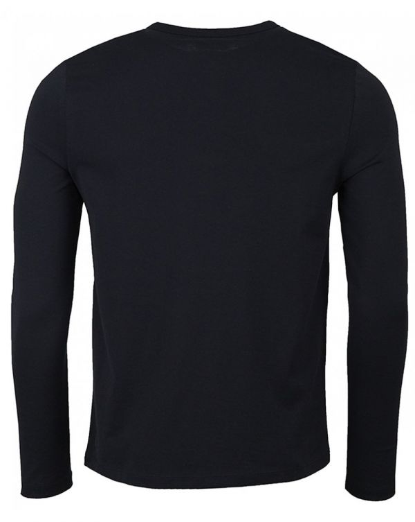 Tunis Long Sleeved Henley T-shirt
