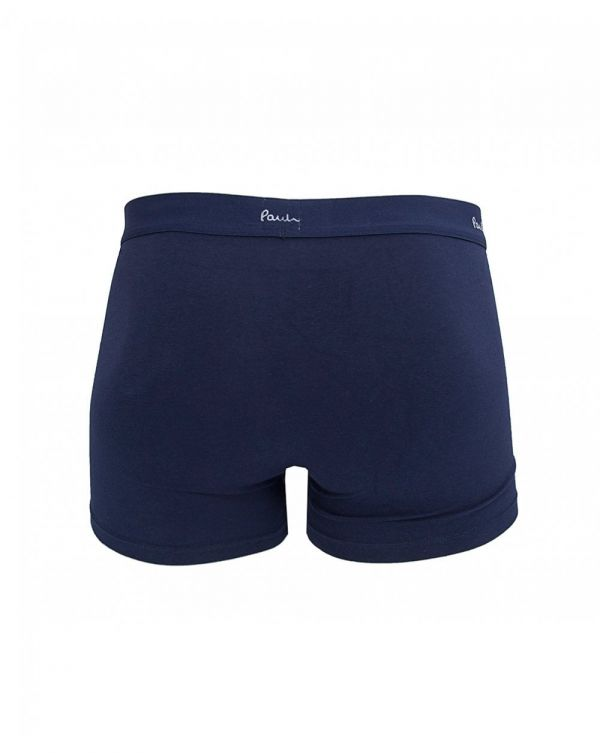3 Pack Plain-multi Striped Boxers
